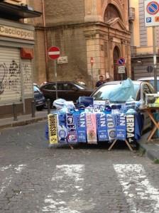 Bancarelle Napoli