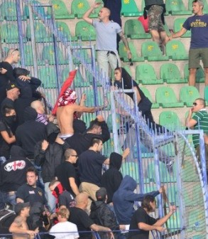 scontri ultras milan video - photo#6
