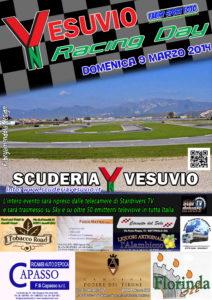 Locandina HD - UFFICIALE Scuderia Vesuvio Racing Day
