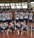 under 14 indomita salerno volley