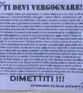 messaggio commando ultras real albanova