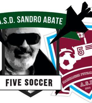 Sandro abate e marcianise futsal