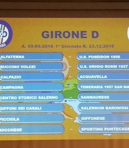 Calendario Promozione Campania.Calendario Promozione Campania Sportcampania It