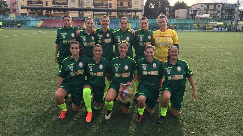 Villaricca femminile. Le giallorosse fanno 13: tris di vittorie - sportcampania